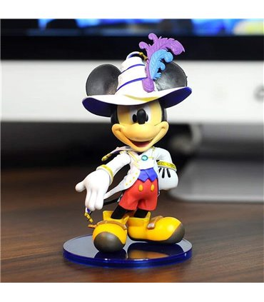 Lote de 3  figuras Disney Mickey Minnie y Pato Donald