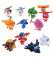 Lote de 12 figuras de Super Wings