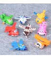 Lote 6 figuras Super Wings
