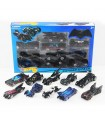 lote de 10 coches metal de batman hot wheels