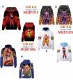 sudadera dragon ball z con capucha