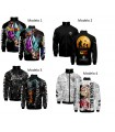 Chaqueta Dragon Ball Z 3D