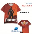 camisetas fortnite season 8