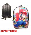 Super Mario Bros Cartoon Cosplay School Bags High Capacity Anime Backpack Bag