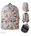 mochila DJ Marshmello Students Anime Nylon Waterproof Cloth Backpack Bag