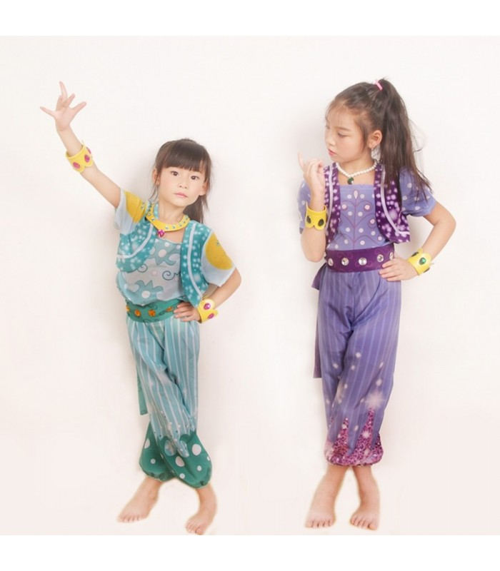 disfraz shimmer and shine
