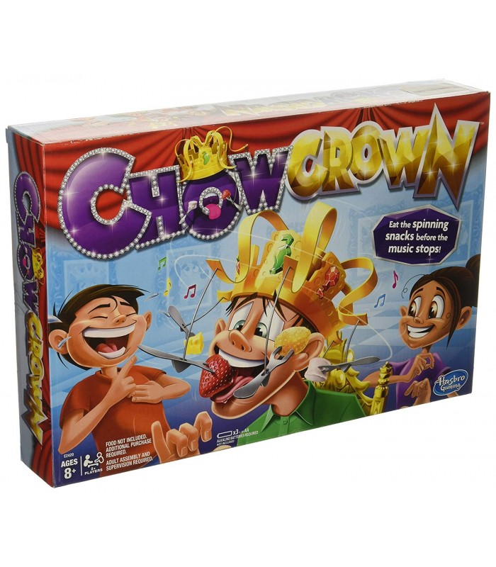 Chow Crown Game juego